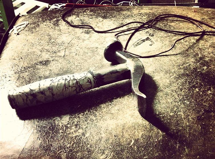 Hammer : Officine Creative
